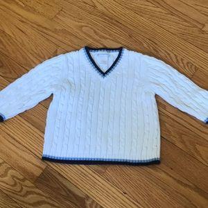 Janie & Jack Summer Sweater 12-18 months